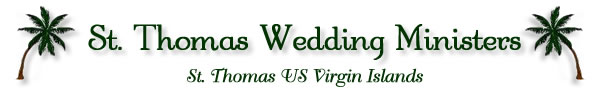 St Thomas Wedding Ceremony - US Virgin Islands